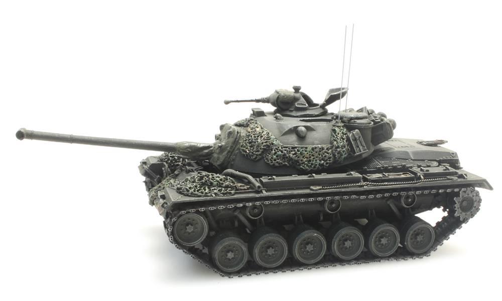 Artitec 6870056 Panzer M48A2 Gelboliv  gefechtsbereit Bundeswehr  1:87