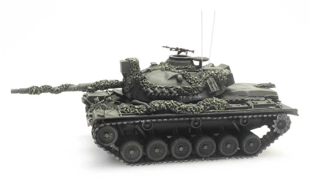 Artitec 6870059 Panzer M48A2GA2 Gelboliv gefechtsbereit Bundeswehr 1:87