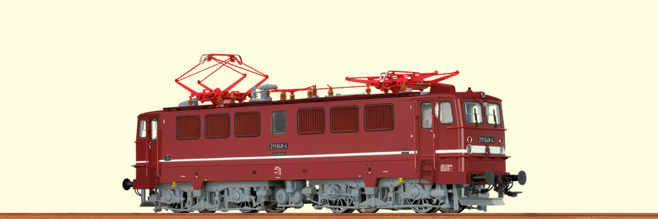 43104 BRAWA H0 Ellok 242 DR IV DC/S