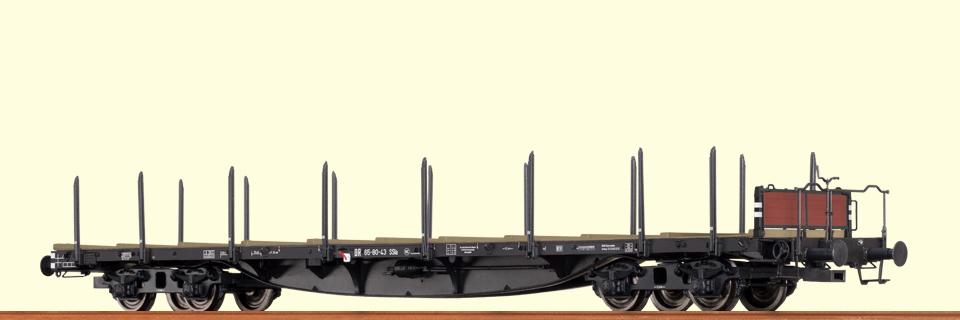 BRAWA 47212 Spur  H0 Schienenwagen SSla44 DR, III DC