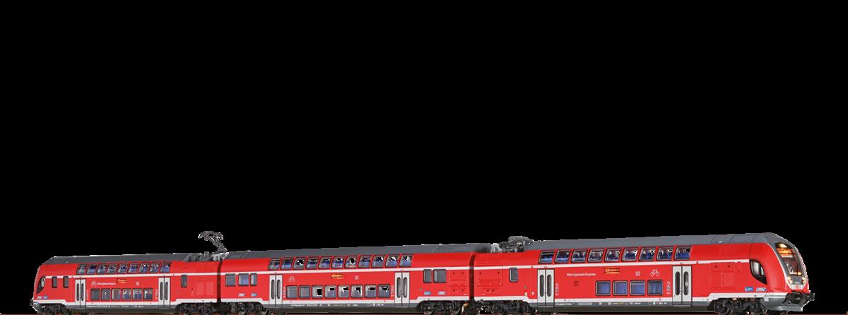 VO BRAWA 64502 Spur N Twindexx Triebzug DB, VI, Sound/LED [3]