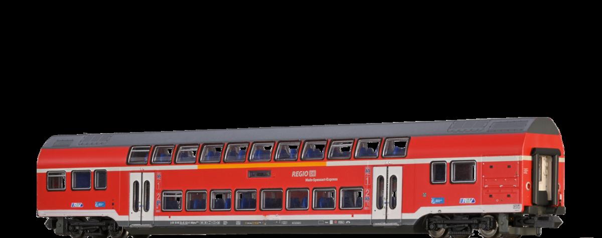 VO BRAWA 64503 Spur N Twindexx Mittelw. 2 Kl. DB, VI, LED