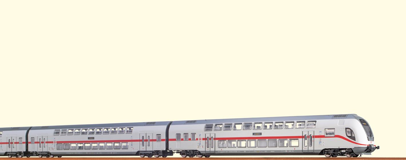 VO BRAWA 64507 Spur N Twindexx IC-Wagenset DB, VI, LED [3]