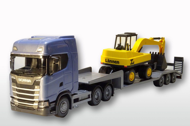 EMEK 30604 Scania S Nästa G 3achs mit Tief - 1 25