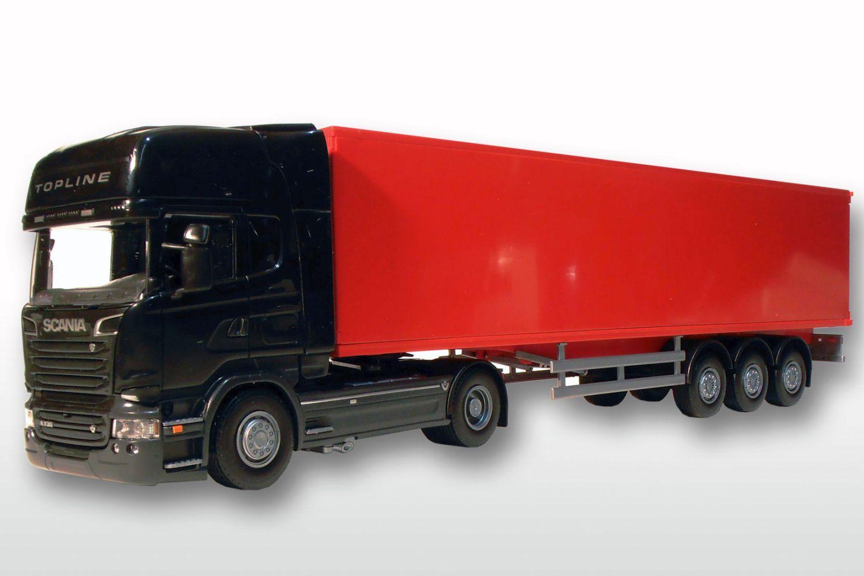 EMEK 850101 SCANIA TL Streamline Auflieger Auflieger Auflieger 1 25 c5c8dc