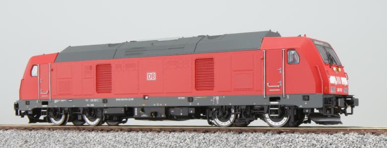 ESU 31094 Diesellok, H0, BR 245, 245 010, DB, verkehrsrot, Ep. VI, Vorbildzus