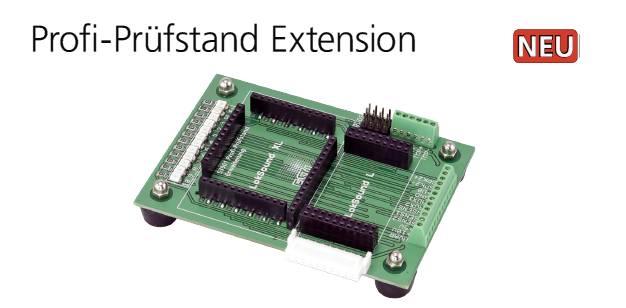 ESU 53901 Profi-Prüfstand Extension zum Testen von LokSound XL V4.0, LokSound L