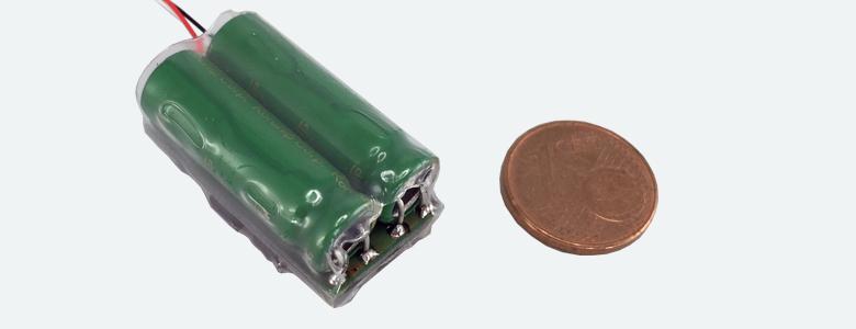 ESU 54672 PowerPack Maxi, Energiespeicher für LokSound L V4.0, LokSound V4.0, 2x