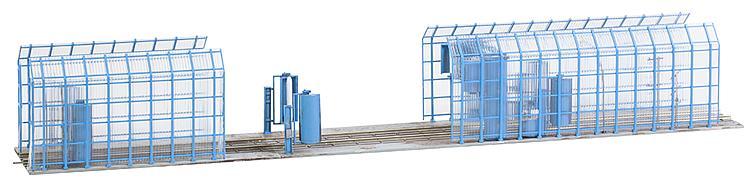 Faller 120208 H0 Bausatz Zugwaschanlage