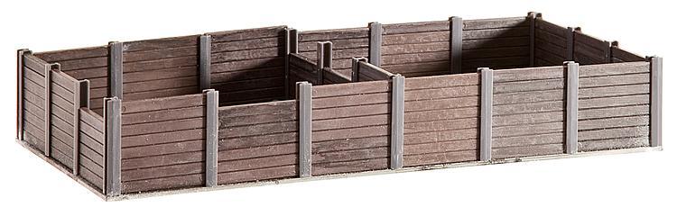Faller H0 120254 Bausatz Kohlebansen