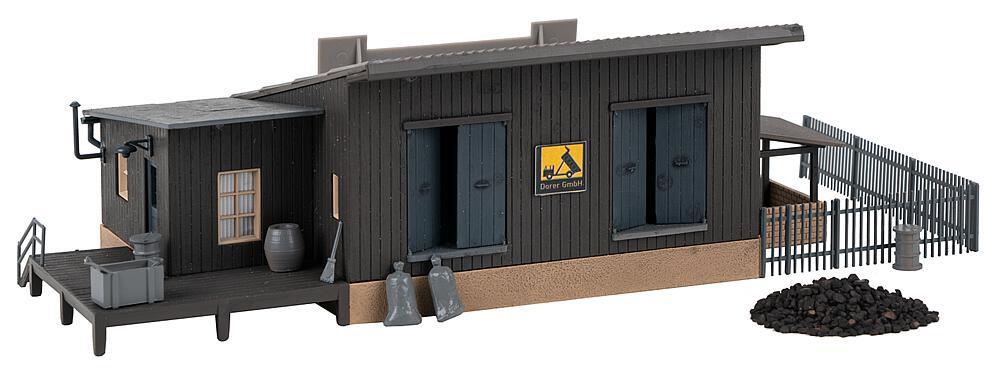 Faller 120271  Bausatz Kohlehandel Dorer