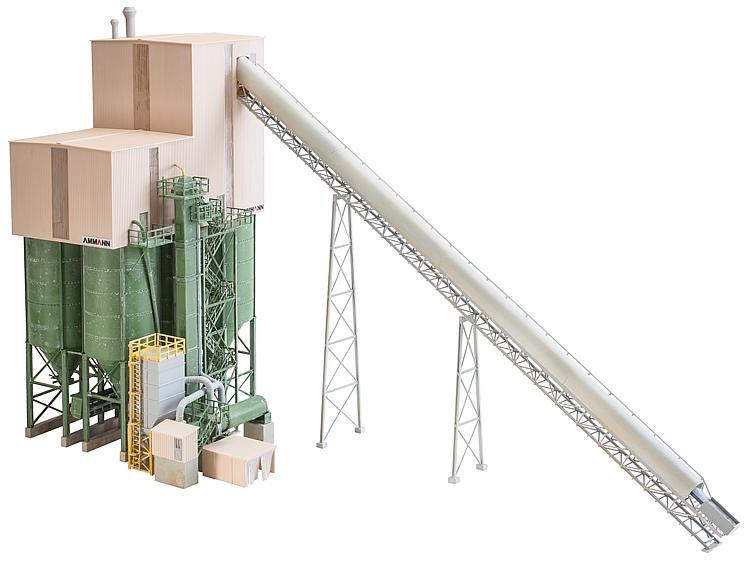FALLER H0 130170 Bausatz Großes Schotterwerk