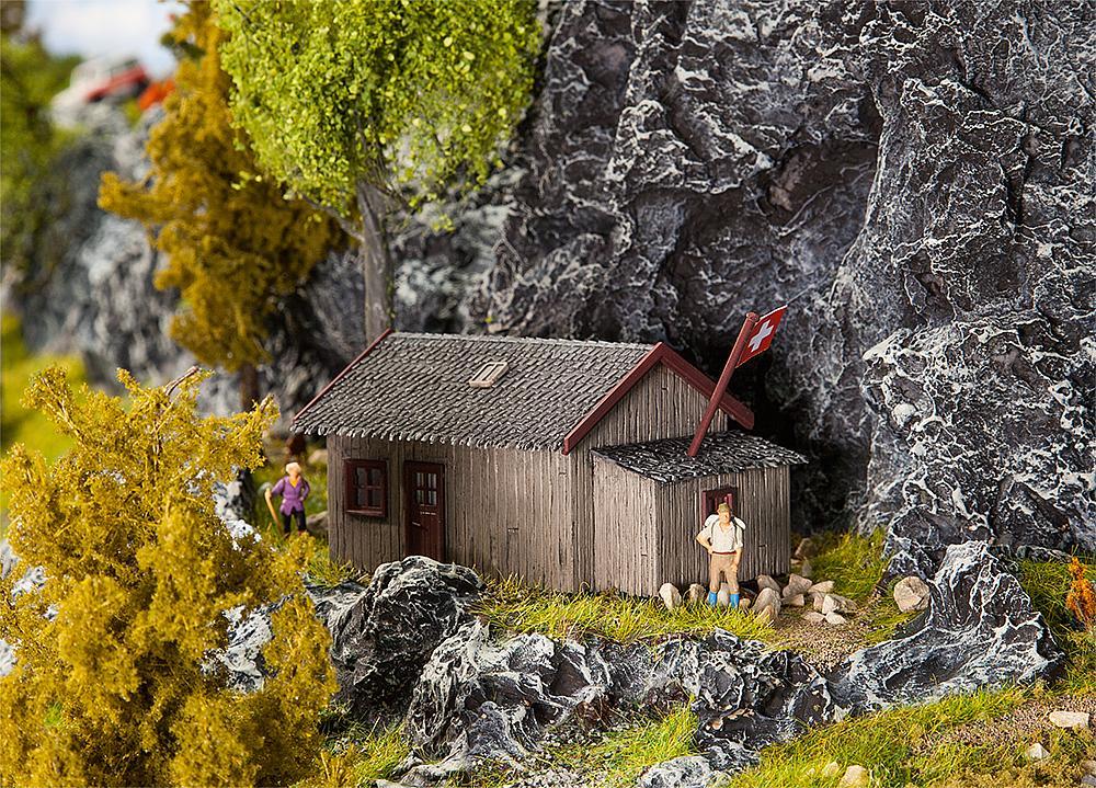 FALLER H0 130292 Bausatz Schutzhütte