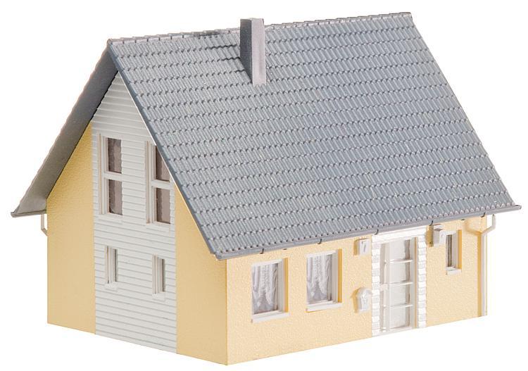 Faller H0 130317 Bausatz Einfamilienhaus (gelb)  UVP 15,49 €
