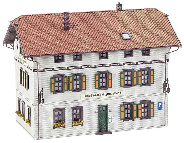 FALLER H0 130444 Bausatz Gasthaus Zum Ross