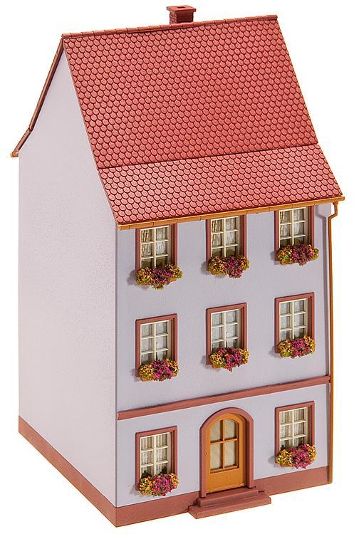Faller H0 130497 Bausatz Kleinstadtwohnhaus