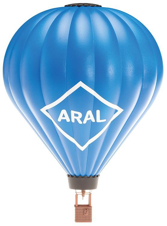 faller 131001 bausatz h0 hei luftballon aral mit gasflamme. Black Bedroom Furniture Sets. Home Design Ideas