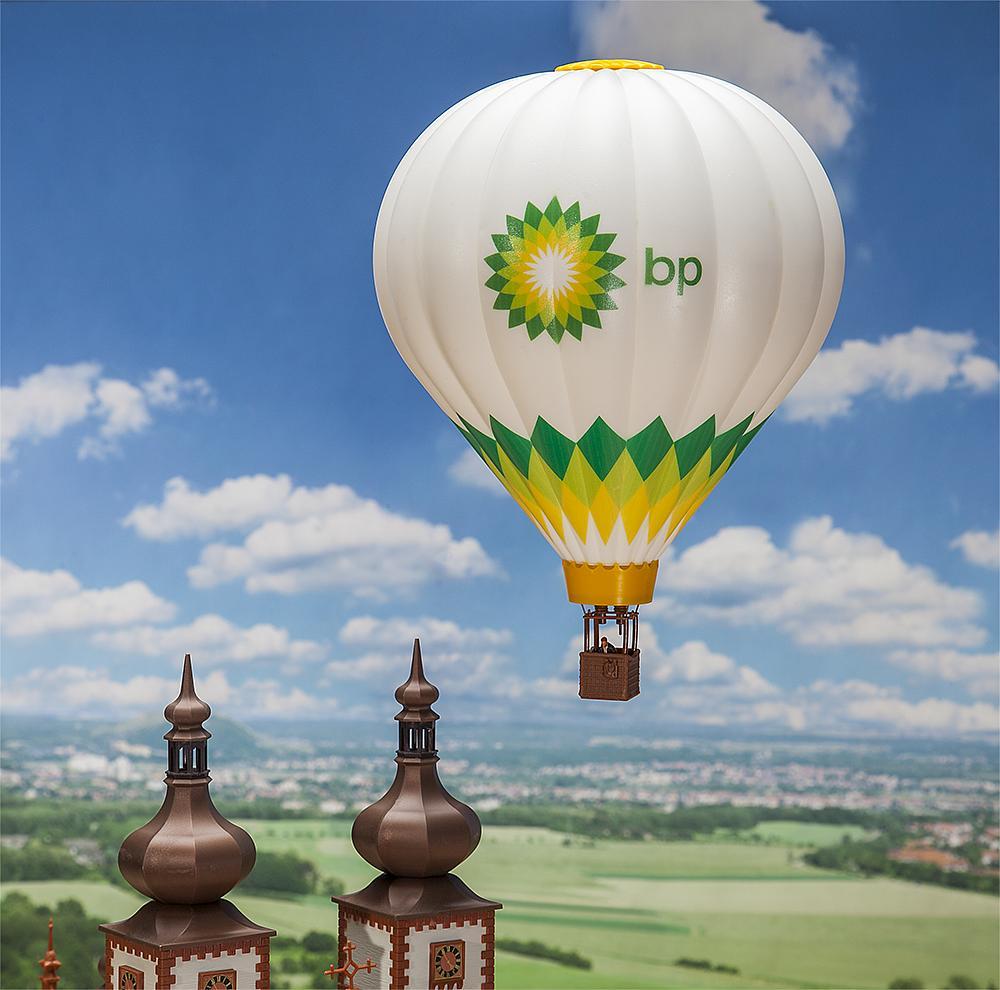 vo faller 131002 bausatz hei luftballon bp. Black Bedroom Furniture Sets. Home Design Ideas