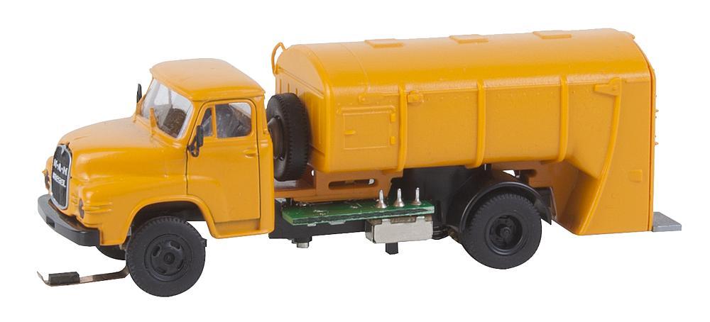 Faller 161606 H0 Car System MAN 635 Müllwagen