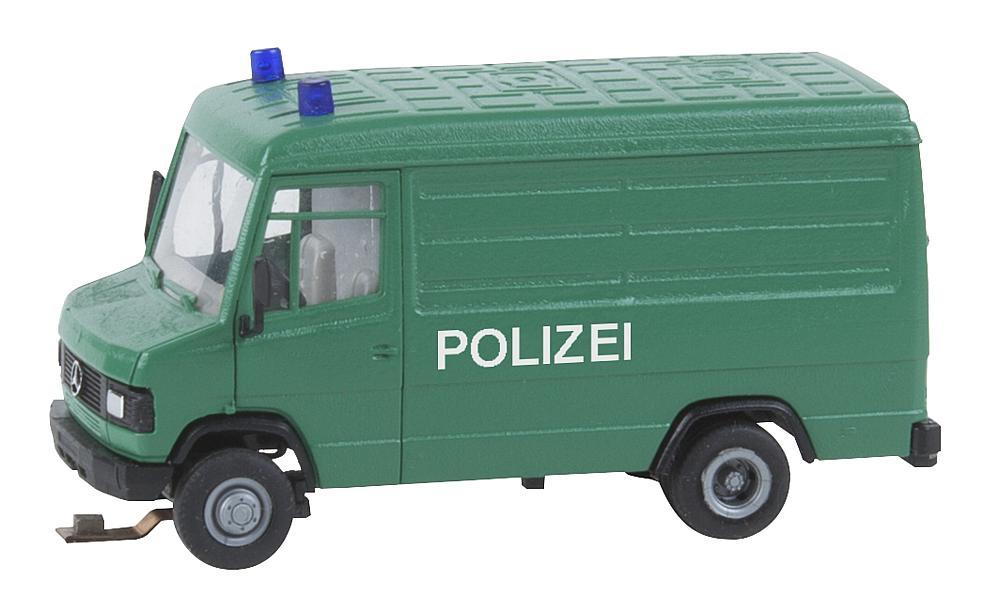 Faller 161632 H0 Car System MB T2 Vario Polizei (HERPA)