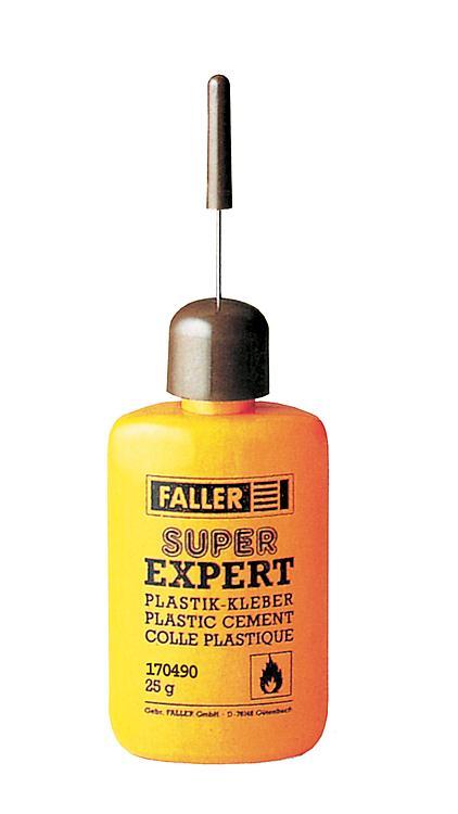 FALLER 170490 SUPER EXPERT Kleber 25 g