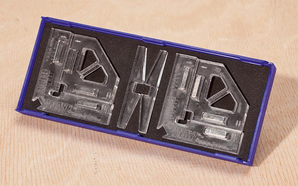 FALLER 170681 Winkel Set magnetisch