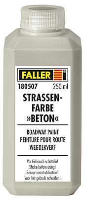 Faller 180507 Straßenfarbe beton