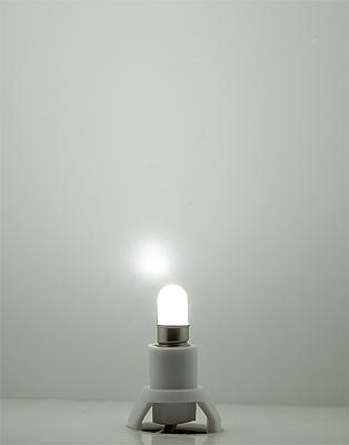 Faller 180661 Beleuchtungssockel LED, kalt weiß