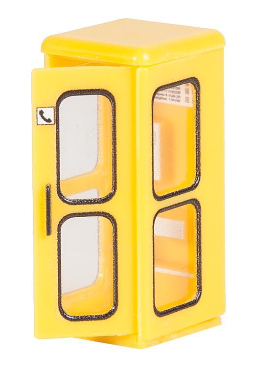 Faller 180955 Spur  H0  Telefonzelle Bundespost