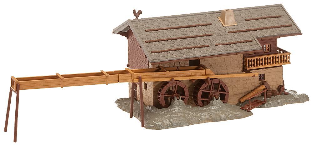 Faller 191751 H0 Bausatz Alpen-Hammerschmiede