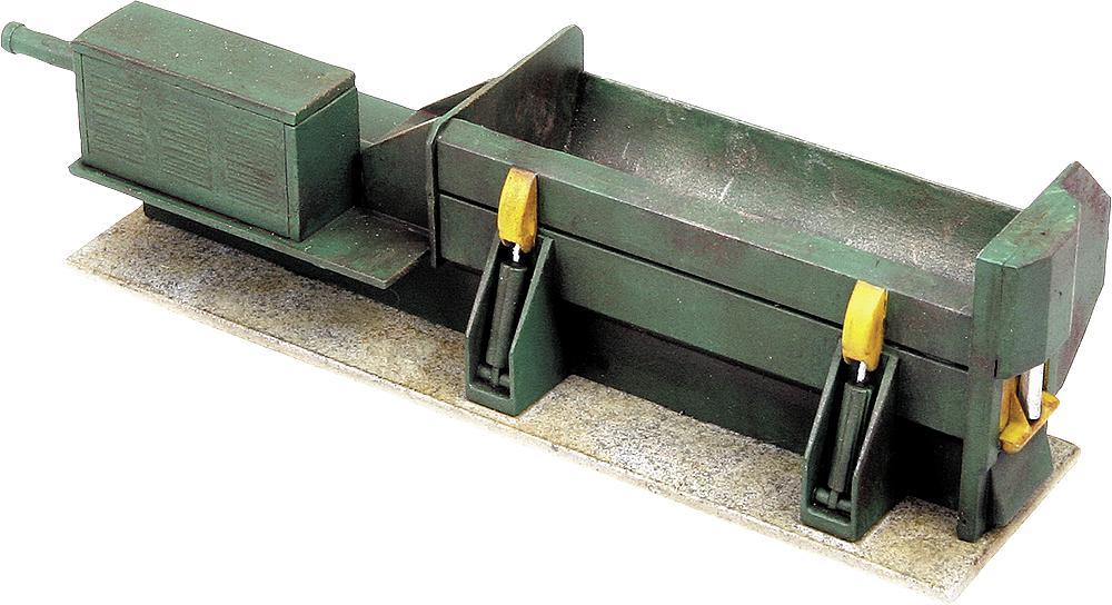 Walthers 533631 Bausatz Schrottpresse H0