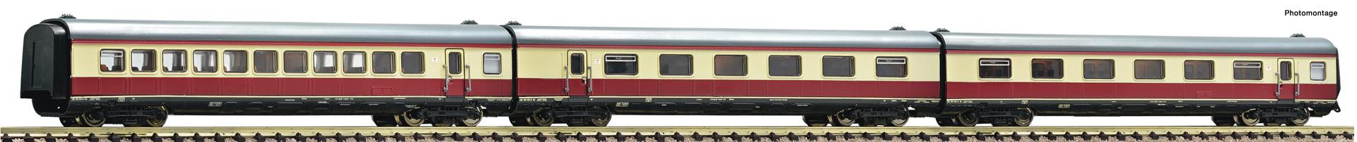 VO Fleischmann 741006 Spur N Ergänzungsset BR 601
