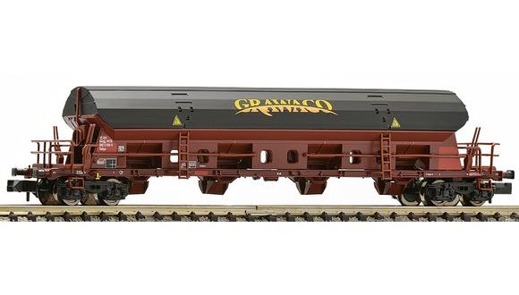 Fleischmann 845413 Spur N Selbstentladewagen GRAWACO