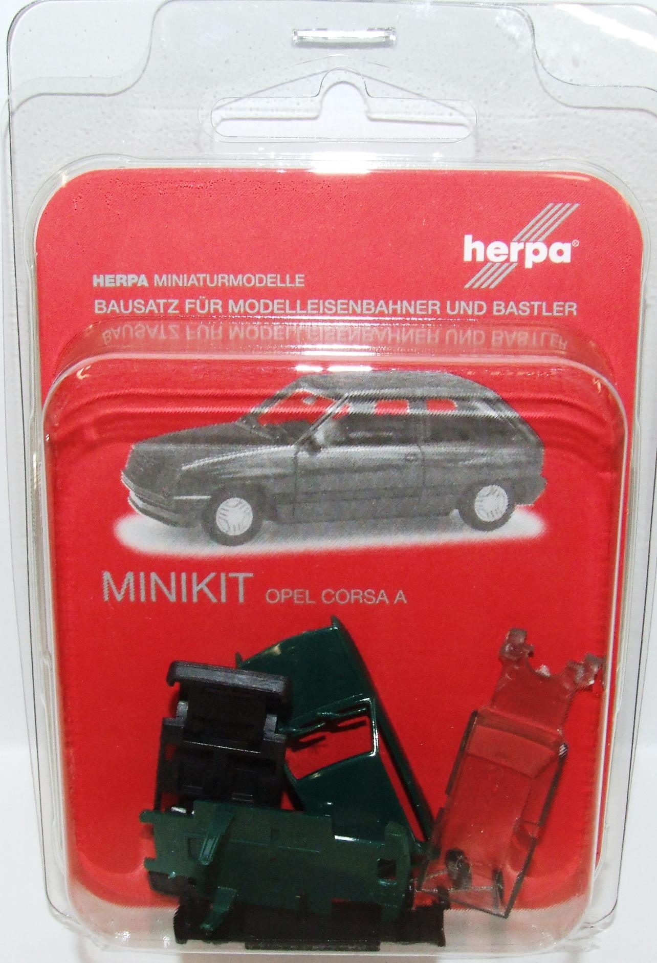 Herpa 012478 Bausatz MiniKit Opel Corsa A 1:87