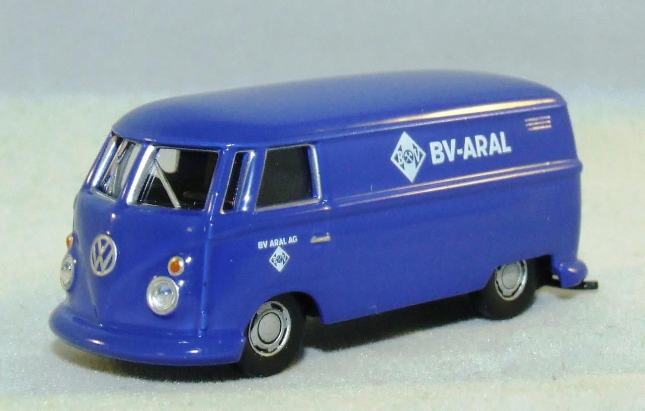 092081 Herpa VW T1 Kasten BV Aral 1:87