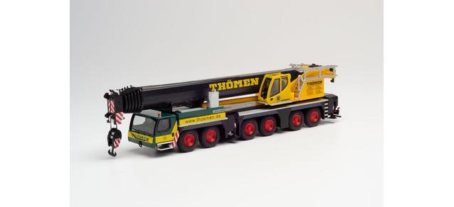 """Herpa 311281 Liebherr LTM 1300-6.2 Mobilkran """"Thömen"""" 1:87"""