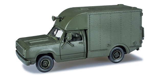 Herpa H0 1:87 Roco Minitanks 700610 Dodge M880 1,25 to. 4x4 Sanitätskoffer US
