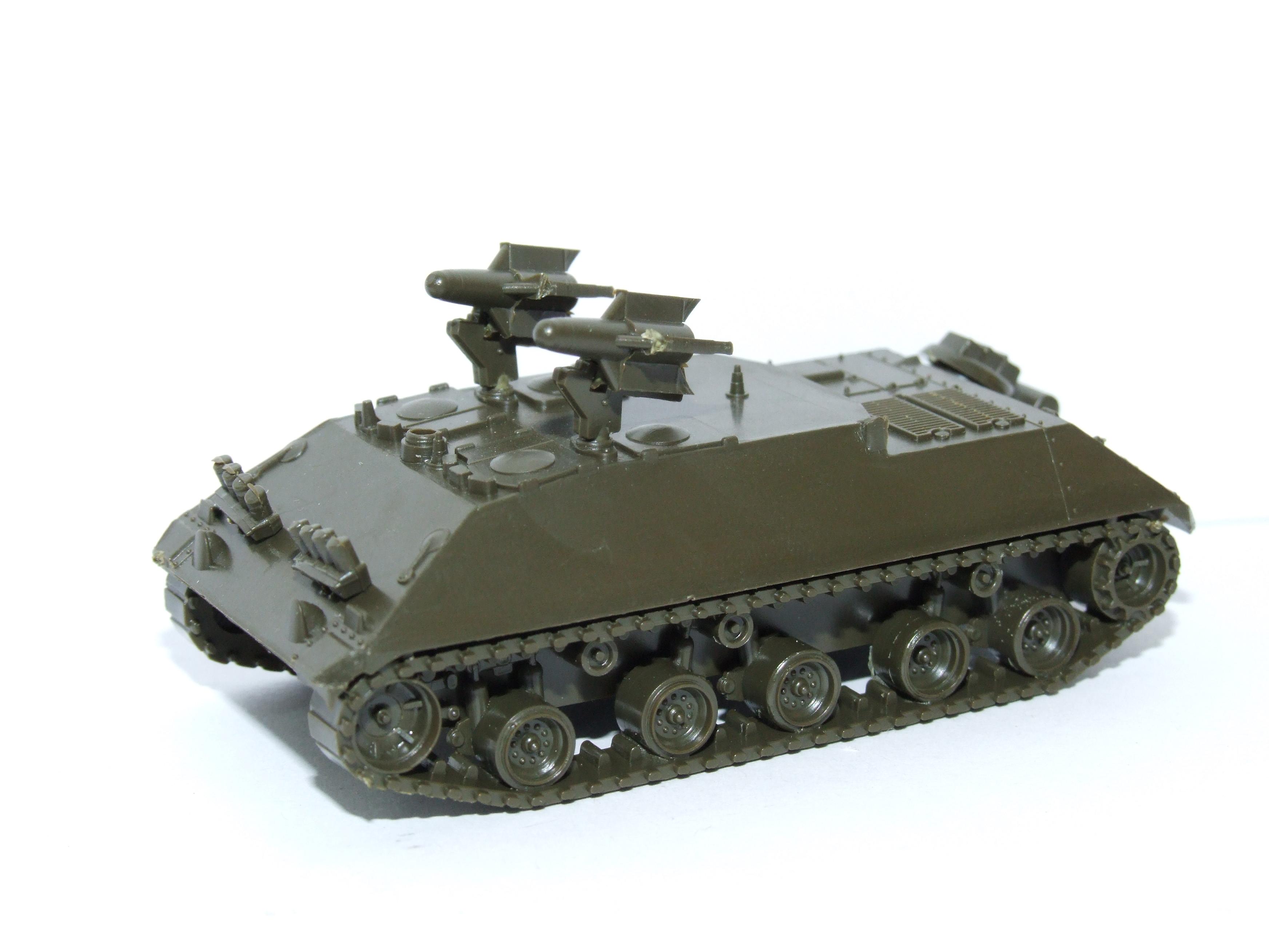 Herpa  741279 Minitanks Raketenjagdpanzer 1 HS 30 Bundeswehr