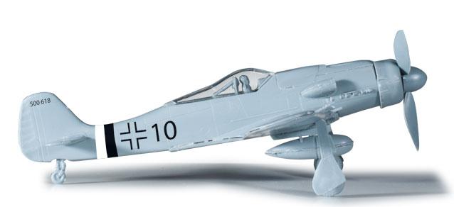 Herpa 741415 Bausatz Minitanks Focke-Wulf FW 190 D-9