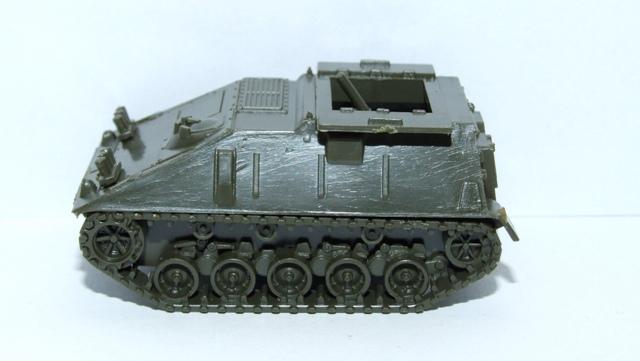 Herpa 744003 Minitanks Hotchkiss Mörser BW H0 1:87