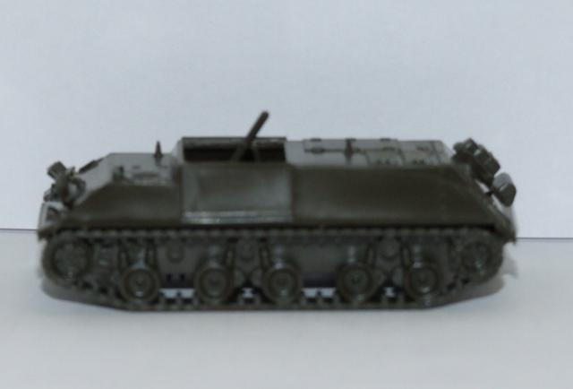 Herpa 744010 Minitanks Panzer HS 30 Mörser H0 1:87