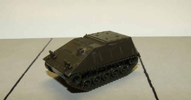Herpa 744027 Minitanks Schützenpanzer Hotchkiss KrKw H0 1:87