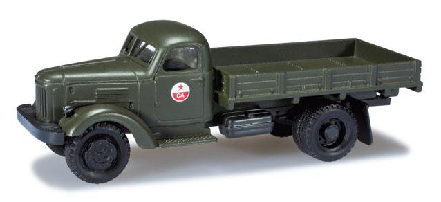"""Herpa H0 1:87 Roco Minitanks 744096 ZIL 164 Pritsche-LKW """"CA"""""""