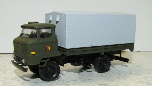 Herpa 744133 Minitanks IFA L60 Plane NVA H0 1:87