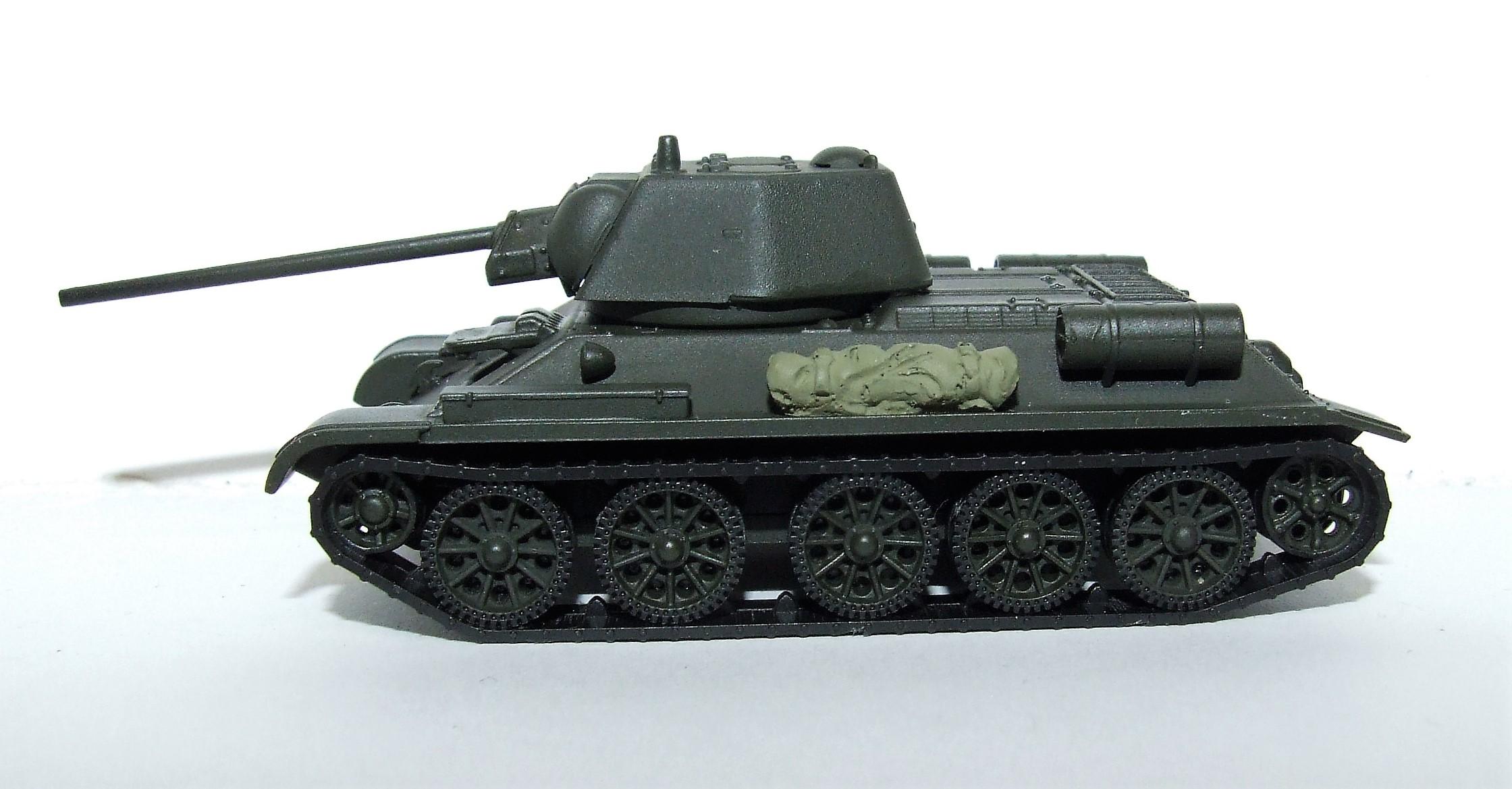 Herpa Military 745734 Jagdpanzer T34/76  1:87