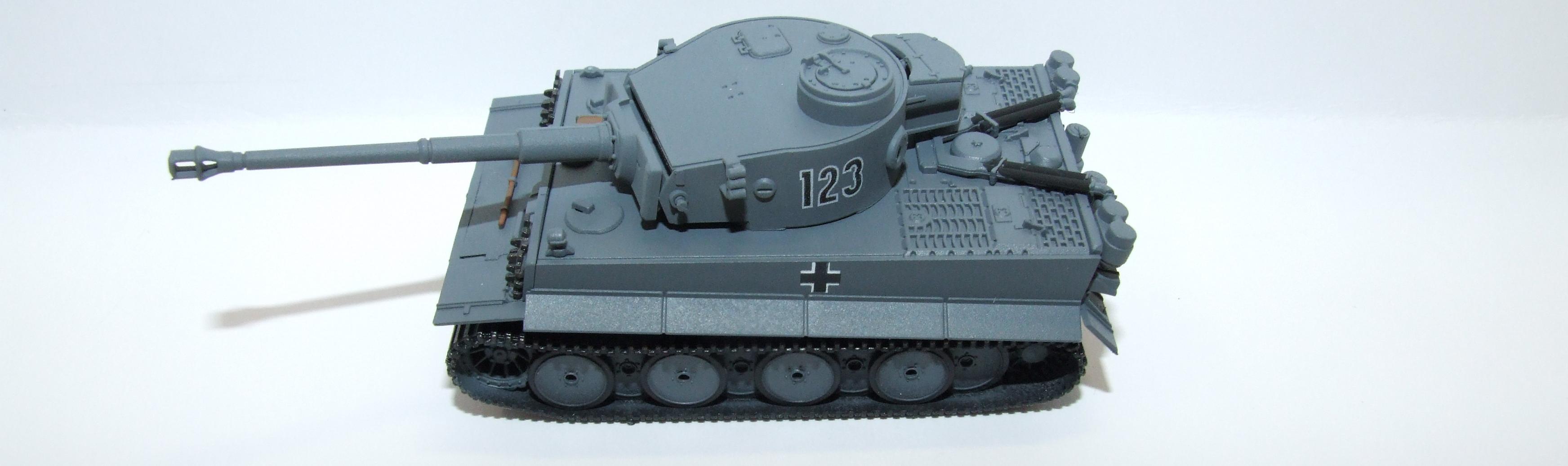 Herpa Military 745956  PzKpfW Tiger WW II EDW 1:87