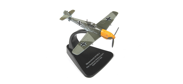 Oxford Ox 002 81AC002S 1:72 Messerschmitt BF 109E-4