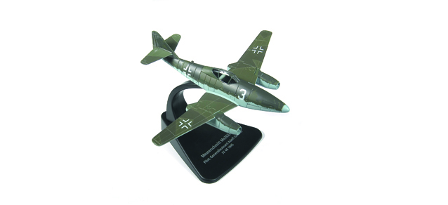 Oxford Ox 003 81AC007S 1:72 Messerschmitt Me262A-1a JV 44 1945