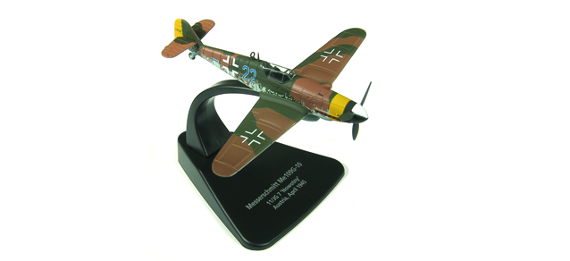 Oxford Ox 004 81AC010S 1:72 Messerschmitt Bf 109G, JG7 Now