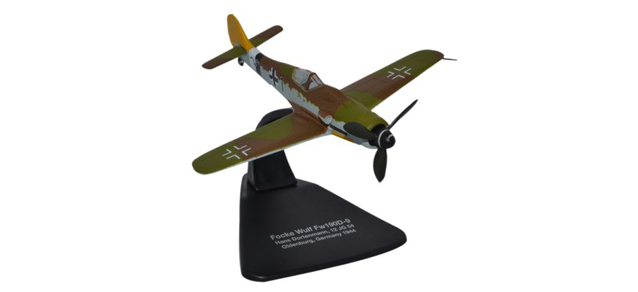 Oxford Ox 018 81AC057S 1:72 Focke Wulf 190D 12./JG54
